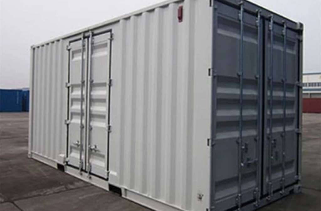 Easy Access Side Doors for Shipping Containers