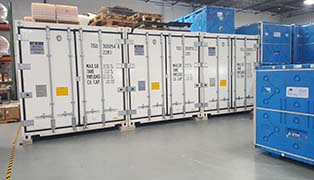 cold storage container image