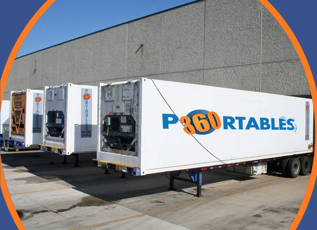 Portables360 shipping containers