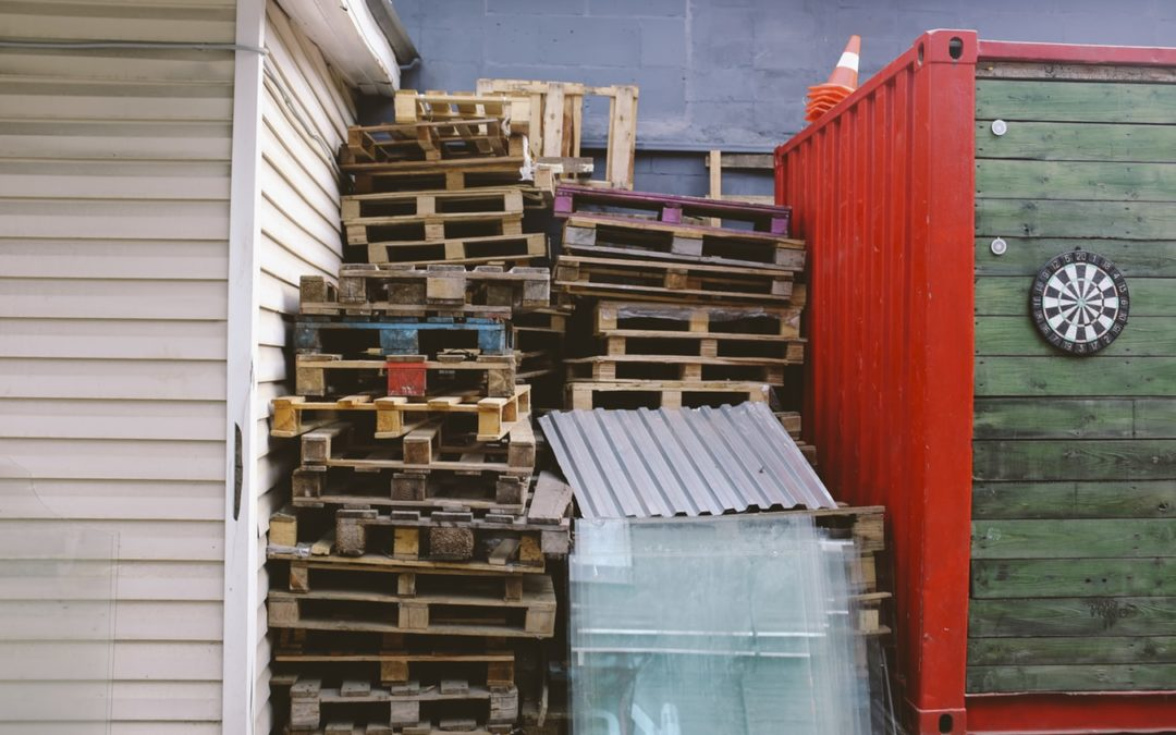 6 Portable Shipping Container Storage Benefits
