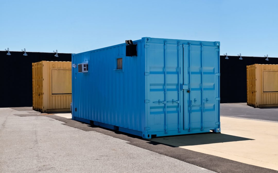 Shipping Container Maintenance Guide