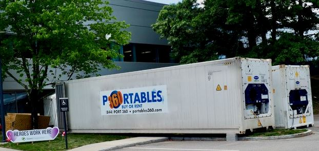 Portables 360 Supporting Quest Diagnostics Nationwide