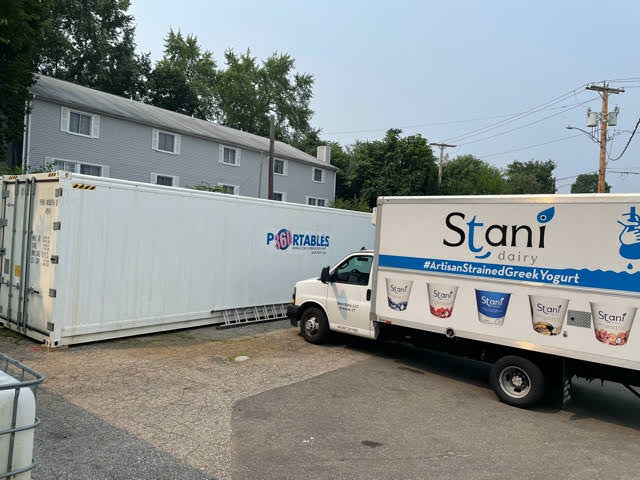 Stani Dairy Expands with Second Refrigerator Unit